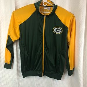 Green Bay Packers jacket. Size 3X